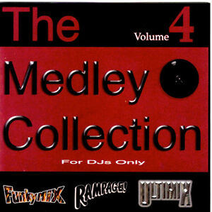 Details about Ultimix Medley Collection Vol 4 Rock Reggae Hip Hop Old  School Booty Medleys