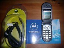 MOTOROLA V180 STARTAC GSM ORIGINALE PERFETTO PARI A NUOVO+BATT.NUOVA ORIGINALE