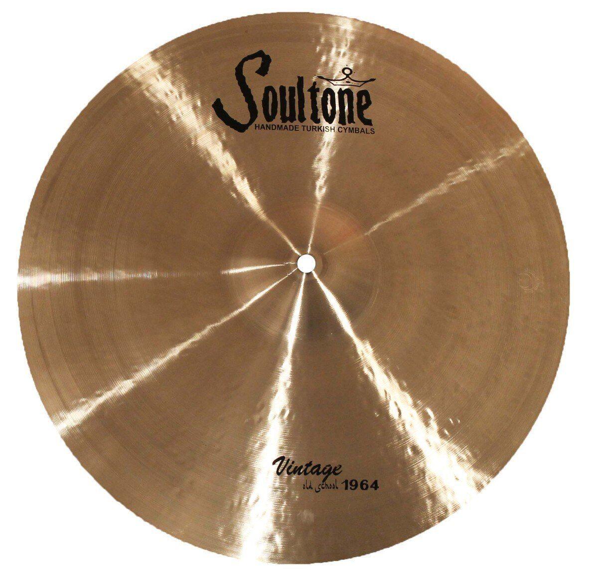 Soultone Cymbals VOSP-CHN23-23 Vintage Old School Patina China