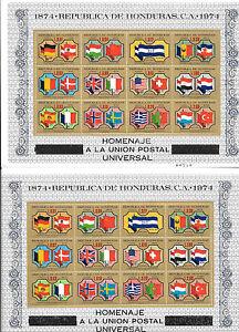 Honduras-Egipto-y-Hungria-Hojas-Bloques