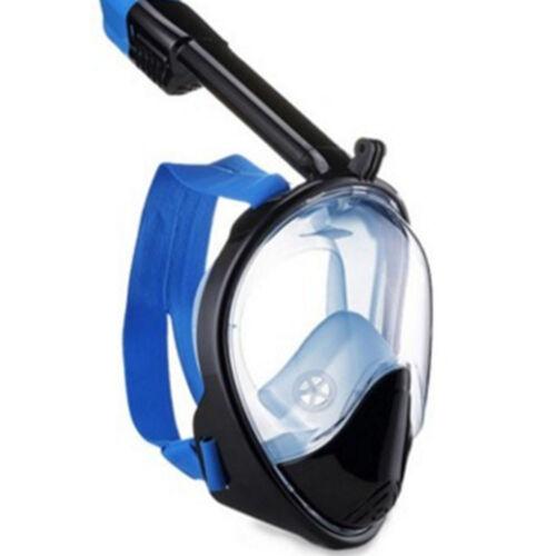 Anti-fog Snorkeling Mask Diving Equipment Full-Dry Floating Swimming Mask Scuba