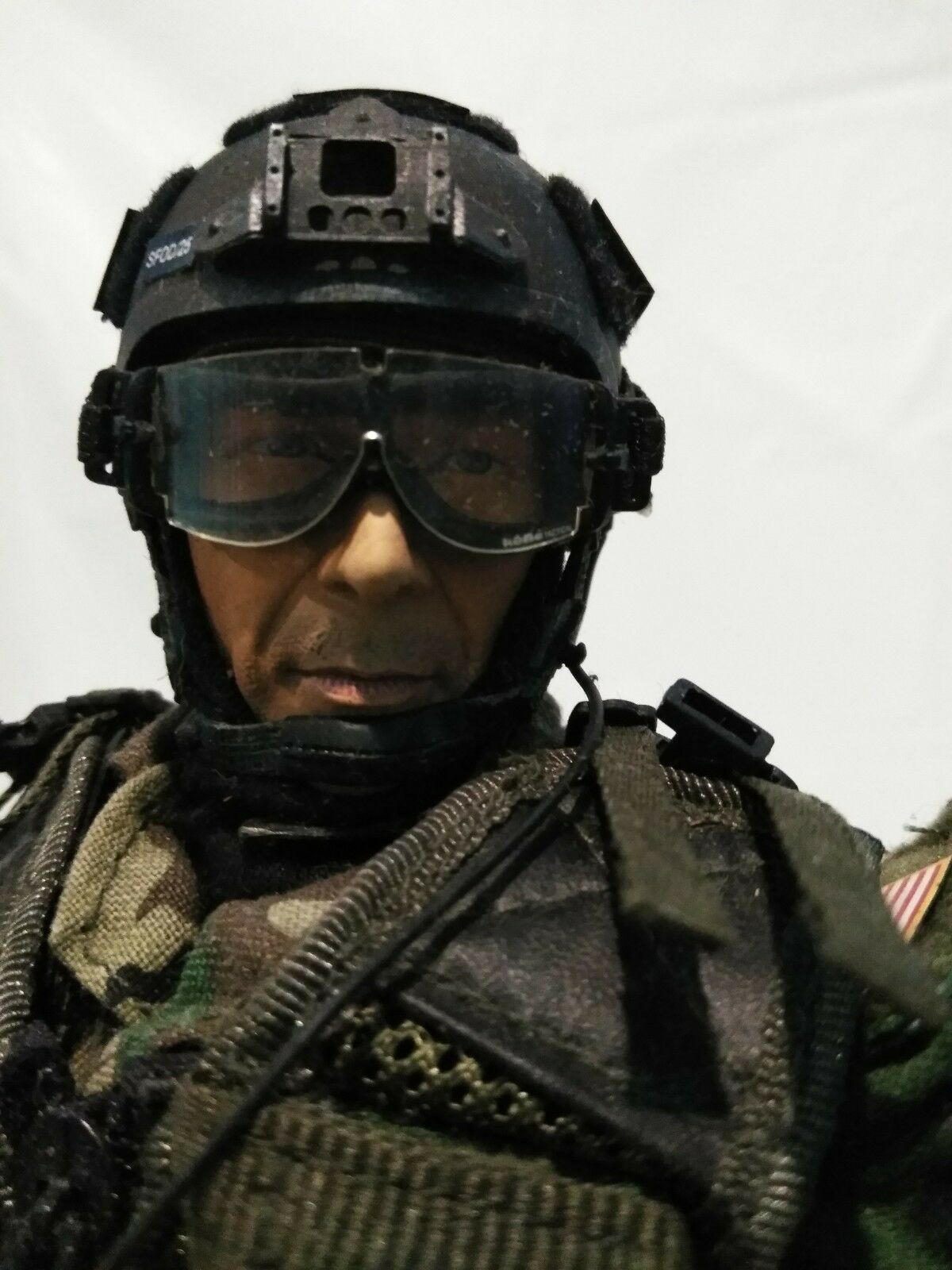 1 6 Scale 12  Modern Military US Army Special Forces