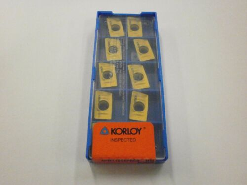 KORLOY APMT 1604PDSR-MM NCM325 Milling Coated Carbide Inserts 1-02-038269 10pc