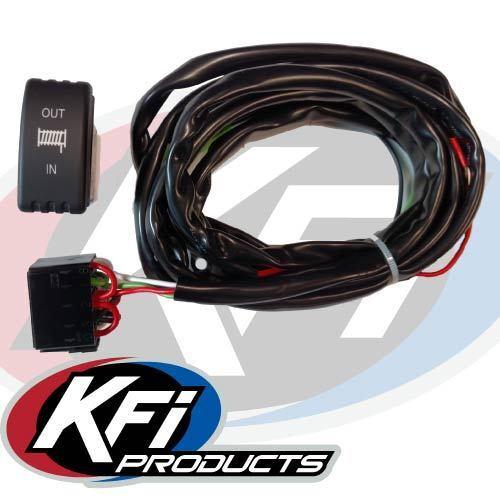 KFI Winch Dash Mounted Rocker Switch Kit ATV UTV UTV-DRS-K