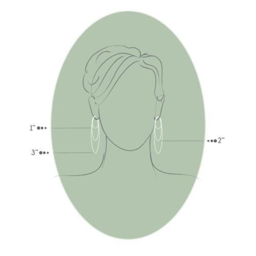 NEW Silvertone Aurora Borealis Crystal Necktie Collar Necklace and Earring Set