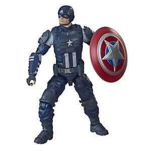 Hasbro Marvel Legends Series Gamerverse 6-inch Collectible Captain America