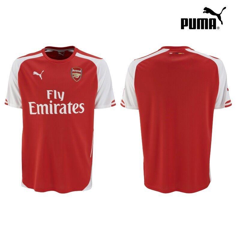 Puma FC Arsenal London Home Heimtrikot 2014/2015 rot/weiß