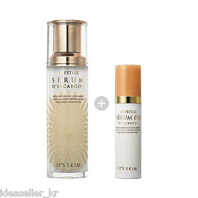 IT'S SKIN Prestige Serum D'escargot - Snail Serum 40mL (+ eye serum 15mL) SET
