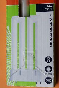 Pack 5 x Luceco MR16 LV 12 V ampoule DEL 5 W 4000k 370 lm blanc 45 mm Long UK Stock