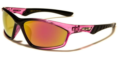 X-Loop Wrap Curved Tightly Fit Athletes Shade Men/'s Sunglasses UV400 Protection