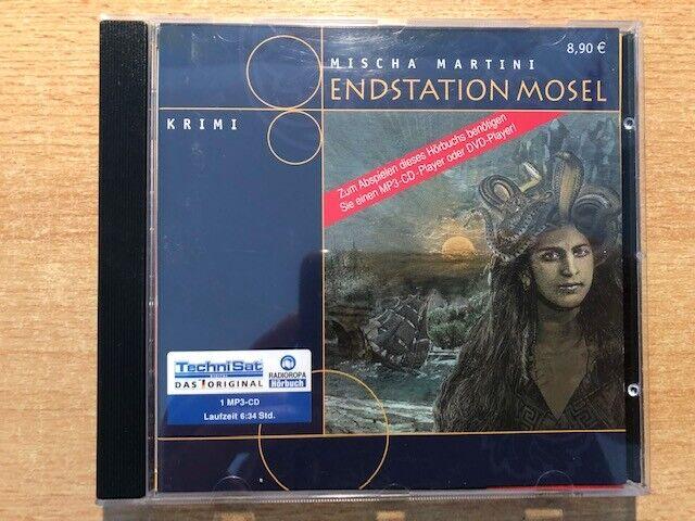 Mischa Martini - Endstation Mosel Hörbuch MP3-CD