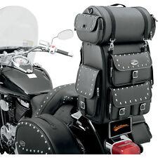 Saddlemen EX2200S Despardo Deluxe Studded Sissy Bar Bag
