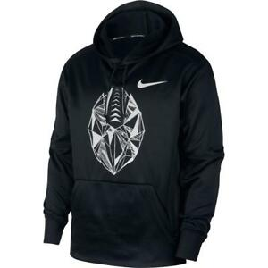 efdd35b8cdda Image is loading NWT-Nike-Men-039-s-Therma-Football-Hoodie-