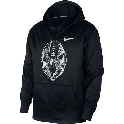 Nike Men/'s Therma Baseball Hoodie AA9761-010 Black