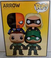 Arrow Television Series Pop 11''x14'' Advertising Urban Art Poster