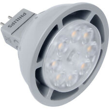 NEW Philips LED 12V Dimmable Lamp MR16 6.5W 390lm A Each