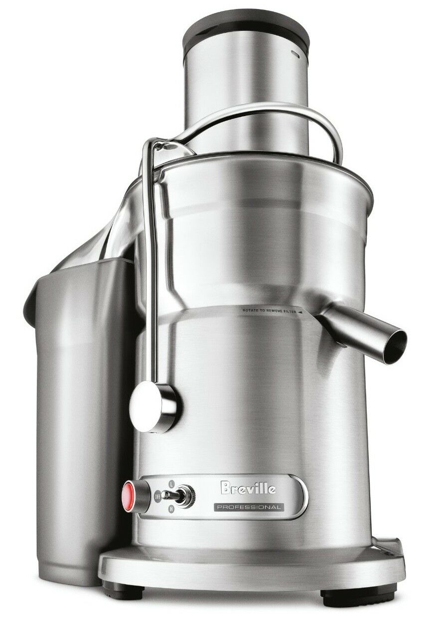 Breville 800-JEXL Juice Fountain Elite Juicer 1000W Juice Extractor — like new