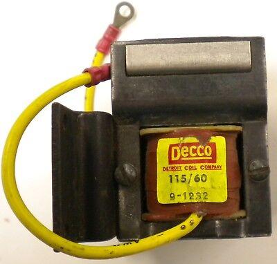 DECCO SOLENOID COIL 18-224 9-1421 230-460//60