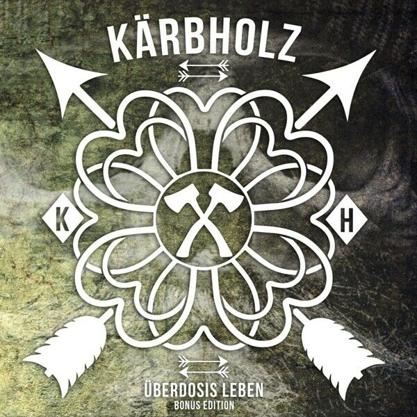KÄRBHOLZ - ÜBERDOSIS LEBEN (LTD FAN EDITION/DIGIPAK+SOCKEN) CD NEW