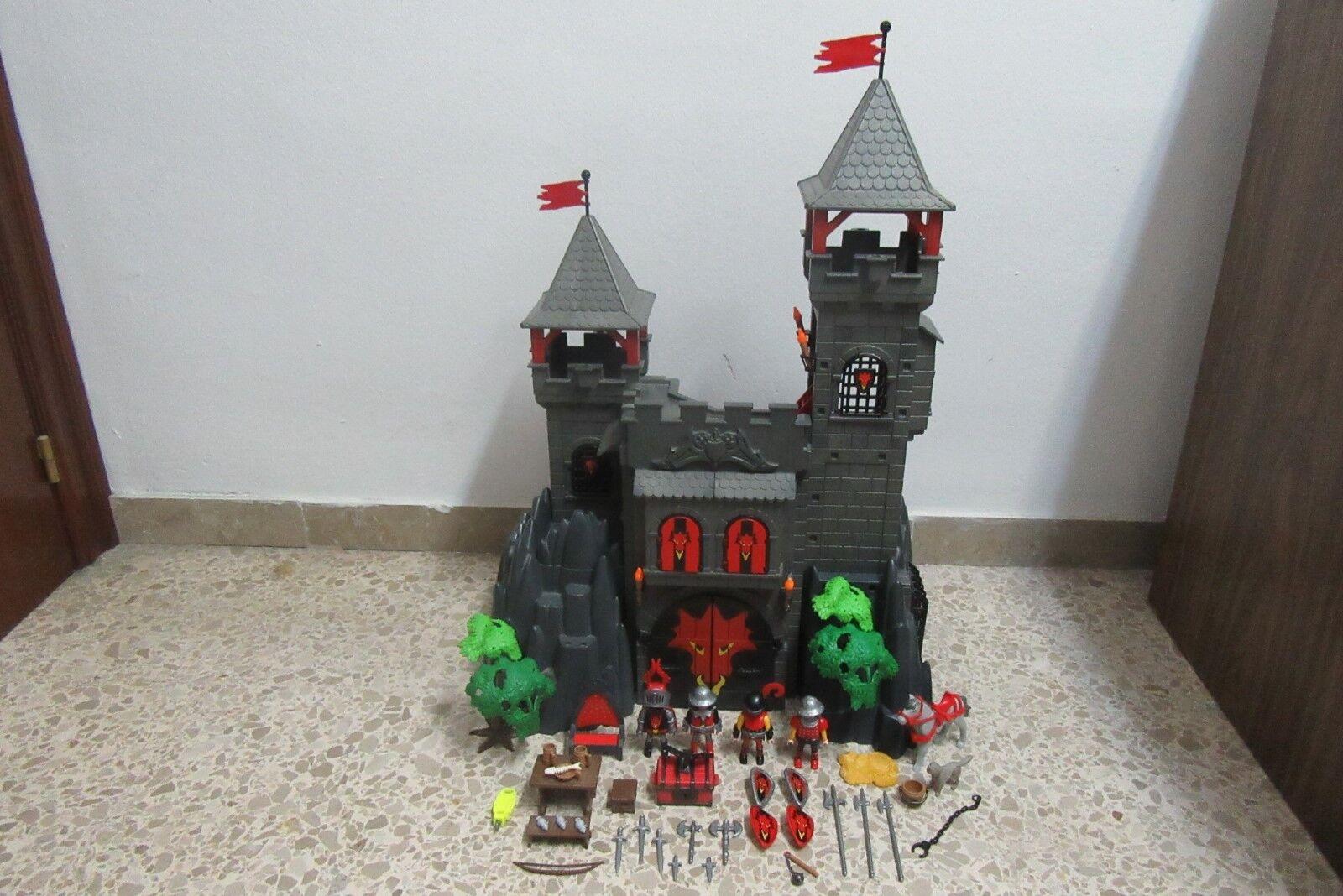 Playmobil - Medieval - Castillo Torre Caballeros Edificio - 3269 - (COMPLETO)