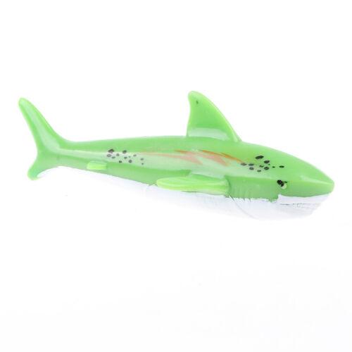 Shark Torpedo 4Pcs Plastic Diving Sticks Underwater Toy Kids Dive Gift