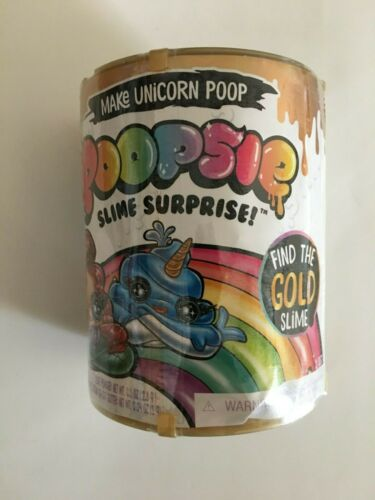 1 POOPSIE SLIME SURPRISE POOP PACK DROP 2 Unicorn Find The Gold Slime Easter NEW