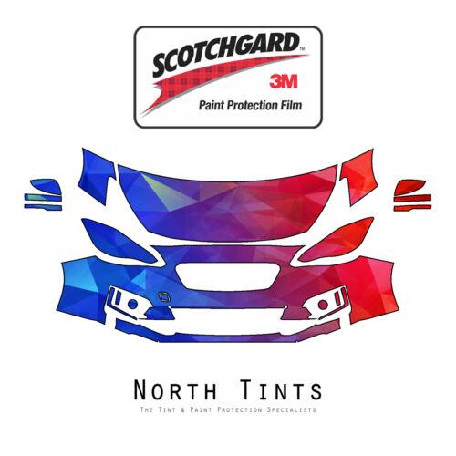 3M Scotchgard PreCut Paint Protection Clear Bra PPF for Subaru Impreza 5dr 2019