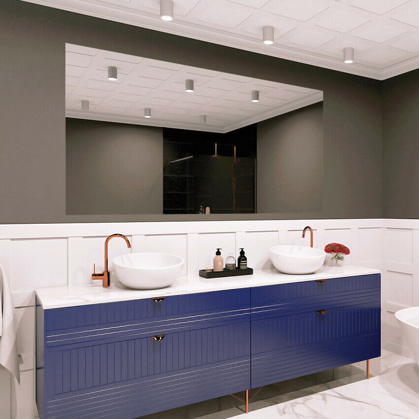 Miroir Salle De Bain de cuisine Variantes de de de Größe Moderne ...