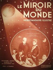 ELYSeE-NOEL-PARACHUTISME-CHINE-PORT-SHANGHAI-GERBAULT-LE-MIROIR-DU-MONDE-1931