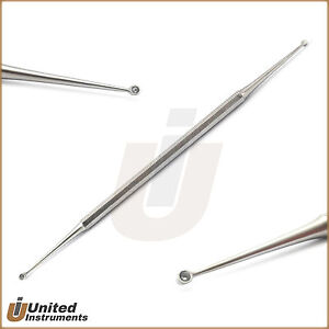 Image Is Loading Professional Toe Nail Curette 1 5mm 2