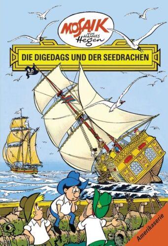 Band Hefte 204-207 14 Die Digedags und der Seedrachen