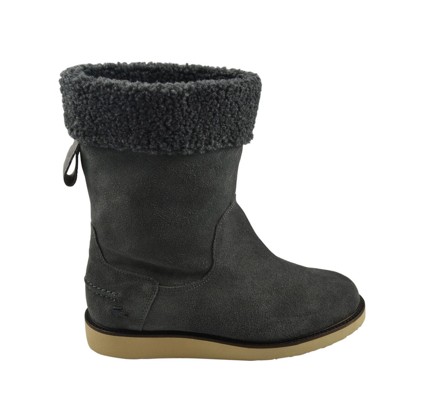 Lacoste ANSELL SRW Dark gris Bottes bottes gris