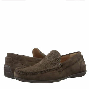 e3cb1bce482 Hugo Boss Mens Flamec Casual Lace Less Slip On Moc Toe Loafers Shoes ...