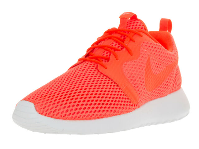 63fb8ab570213 Mens Nike Roshe One Run Hyperfuse Shoe Sz 9.5 Total Crimson 833125 ...