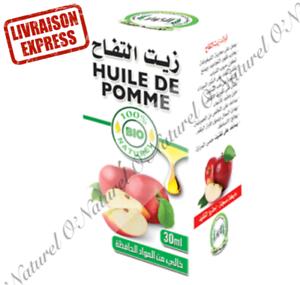 Huile-de-Pomme-BIO-100-Pure-amp-Naturelle-30ml-Apple-Oil-Aceite-de-Manzana