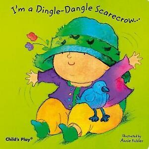 Im A Dingle Dangle Scarecrow By Childs Play International Ltd