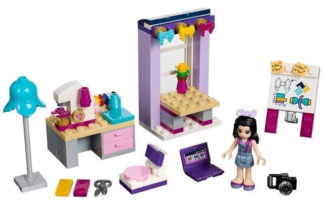 Lego Friends, flere
