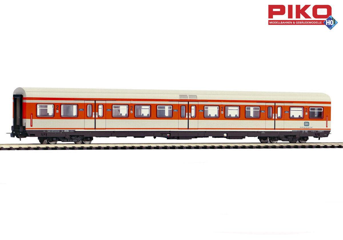 PIKO 58500 S-Bahn X-AUTO 2. CLASSE delle DB AG, Epoca IV +++ novità 2019