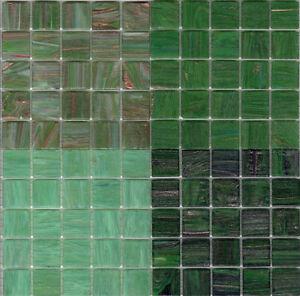 Image Is Loading 100pcs Green Mix Bisazza Gl Mosaic Tiles Le