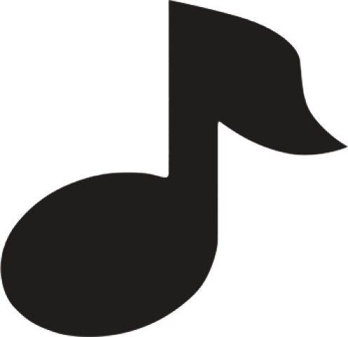 1 PERFORATRICE FUSTELLA PER SCRAPBOOKING a forma di NOTA MUSICALE 1,5x1,5 CM