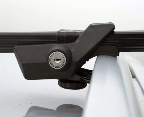 Locking Roof Rack Cross Bars fits Nissan Pathfinder 2014-2017 5 door