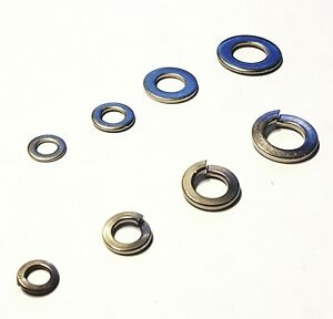A2-Plate-Spring-Washer-Pack-x200-Honda-CB350-039-68-039-73