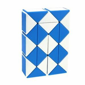 YongJun-Twist-Puzzle-Snake-Magic-Rubik-039-s-Cube-BLUE-SNAKE-CUBE