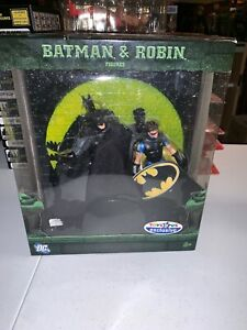 Batman-amp-bleu-Robin-Nightwing-TOYS-R-US-EXCLUSIVE-figures-DC-Deluxe-2-Pack-NEUF