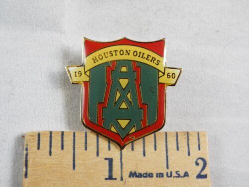 FOOTBALL PIN HOUSTON OILERS 1960