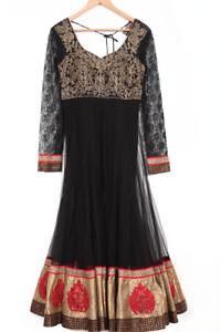 Sari Partywear etnico Kameez Salwar Bollywood Indiano pachistano Anarkali w7qRqvF