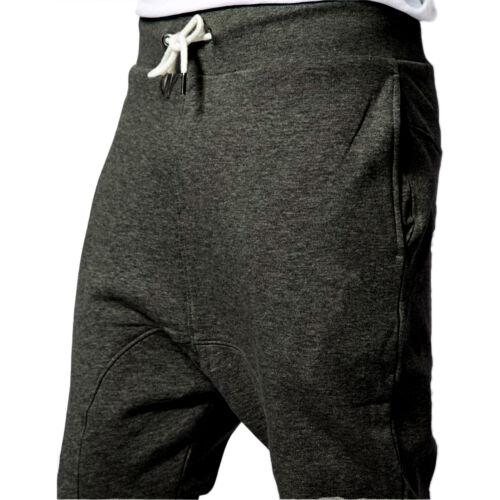 Nuevo Para hombres Calce Ajustado Chándal Trotar Gimnasio Pantalones Deportivos de bolsillo del pantalón inferior UK 8-22