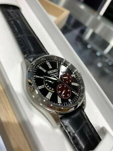 Seiko-Presage-Urushi-Byakudan-nuri-Limited-Edition-Men-039-s-Watch-SPB085J1