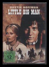 DVD LITTLE BIG MAN - WESTERN MIT DUSTIN HOFFMAN + MARTIN BALSAM + FAYE DUNAWAY *