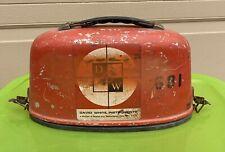 Vintage David White Meridian Dw 8080 Instruments Surveying Transit Withplumcase